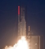 Ariane 5 launch Amazonas-3 and Azerspace/Africasat-1a (Arianespace)