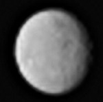 Ceres seen by Dawn, January 2015 (NASA/JPL)