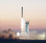 Long March 2D launch of DAMPE (Xinhua)