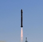 Long March 2D launch of Jilin-1 (Xinhua)