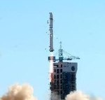 Long March 2D launch of VRSS-1 (Xinhua)