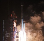 Long March 3B launch of Alcomsat-1