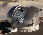 European Extremely Large Telescope illustration (ESO)