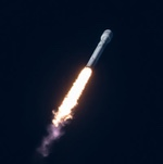 Falcon 9 launch of Intelsat 35e (SpaceX)