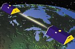 GRAE satellite illustration (NASA)