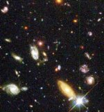 Hubble Deep Field (NASA/STScI)