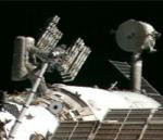 ISS spacewalk on 2007 May 30 (NASA)