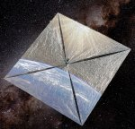 LightSail-1 illustration (TPS)