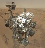 MSL self-portrait, November 2012 (NASA/JPL)
