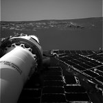 Opportunity image of Meridiani Planum (NASA/JPL)