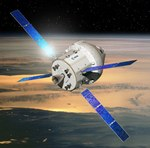 Orion with ATV-based service module (ESA)