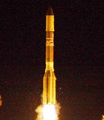 Proton launch of KA-SAT (ILS)