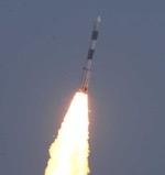 PSLV launch of Astrosat (ISRO)