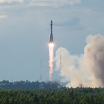 Soyuz-2 launch of Cosmos 2505 (Russian MoD)