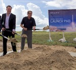 SpaceX groundbreaking in Texas (Office of Tex. Gov. Perry)