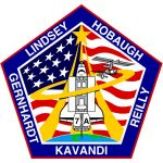 STS-104 patch