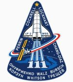 STS-111 patch (NASA)