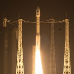 Vega launch of Sentinel-2A (ESA)